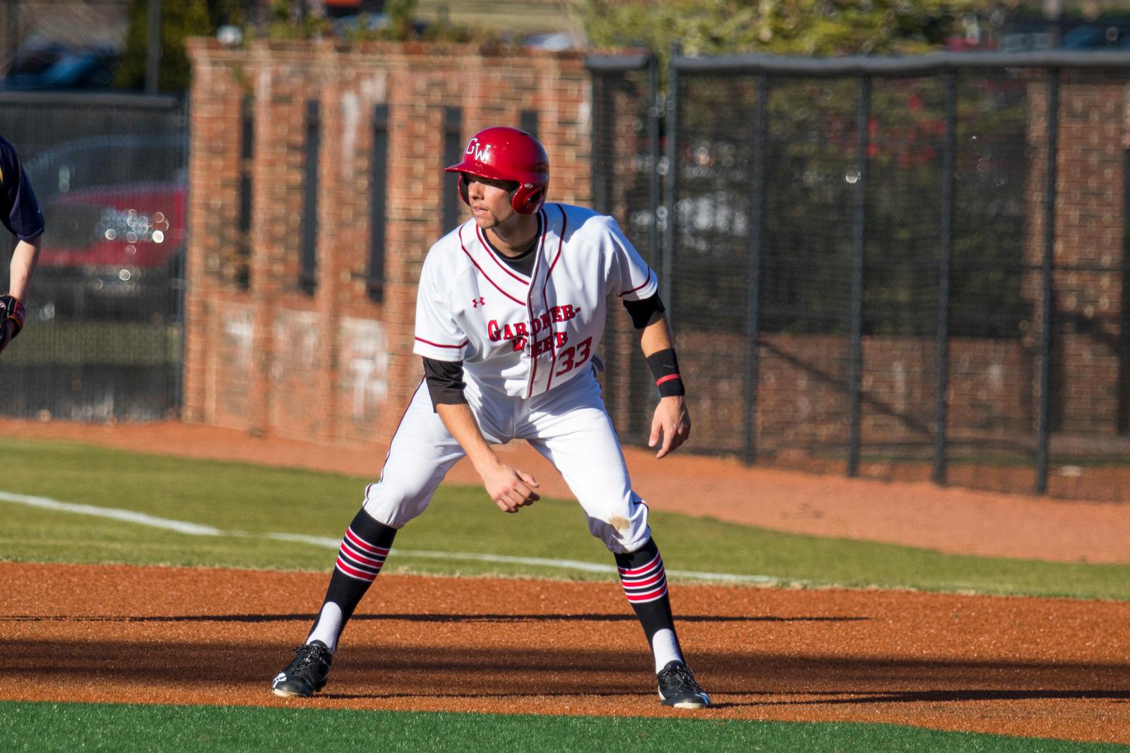 Men's baseball, baseball, Canisius, photo by Ryan Gunter