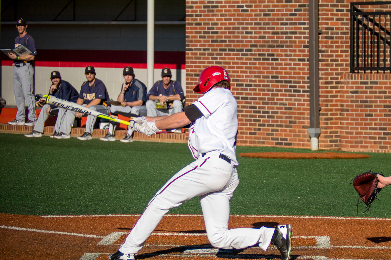 GWU Men's Baseball vs. Canisius Feb 2017