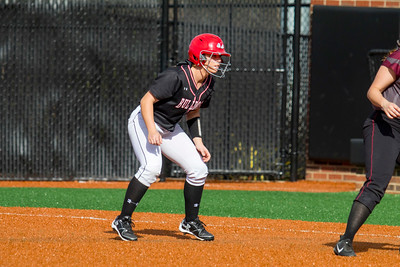 GWU Women's Softball vs. North Carolina Central Feb 2017