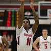 On Wednesday night February 15th at 7:00pm GWU Men's Basketball took on Radford in a close game until the end when GWU snagged the win 70 to 59.