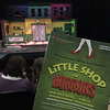 "Megan Hartman captured the set of GWU's production of ""Little Shop of Horrors"" before the final performance on Sunday."