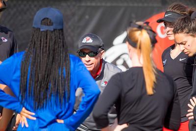 GWU Women's Tennis vs Charlotte 49ers