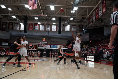 GWU Women's Basketball v Campbell