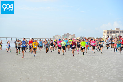 Jax Beach Fest 5k & 10k Run Swim Run 2017