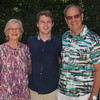 Meryl and Arne with Matt Jessen-Howard