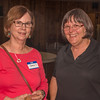 Connie Johnson and Karen Schneider