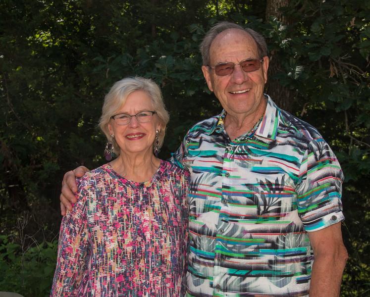 Meryl & Arne Jessen