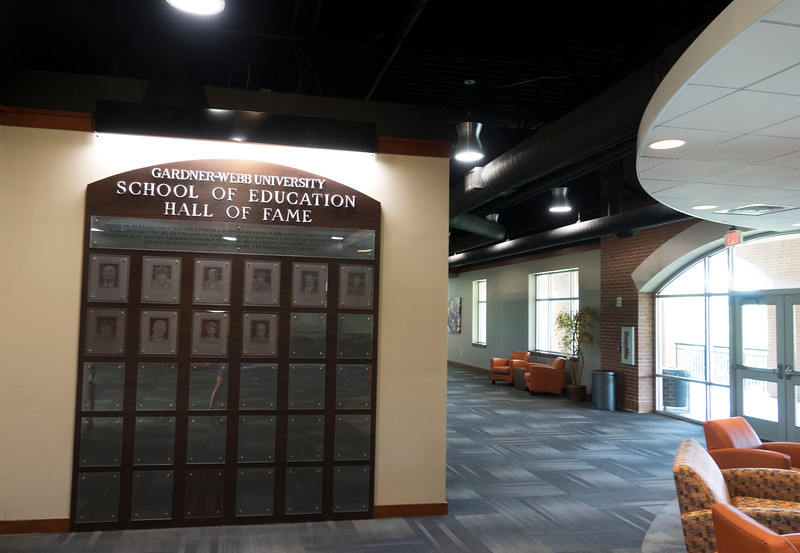 School of Education: Hall of Fame