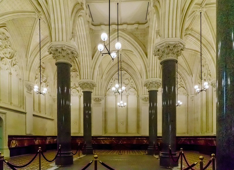 The Cathedral Room