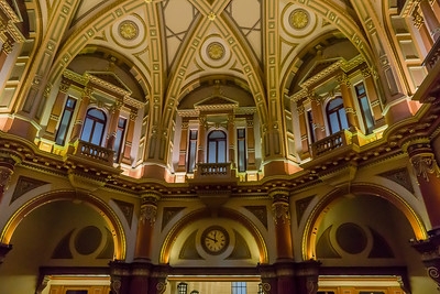 Bank Chamber ~ Commercial Bank of Australia