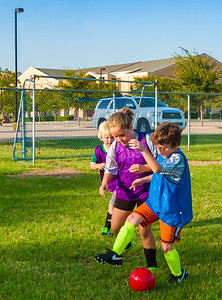 Soccer Camp July 25 & 27, 2017