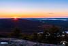 Cadillac Mountain Autumn Sunset