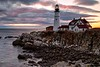 Portland Head Light Sunrise