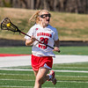 GWU Lacrosse vs. Furman March 2017