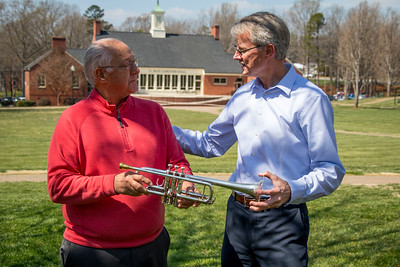 Trumpet Donation March 2017