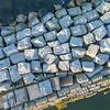 Breakwater closeup