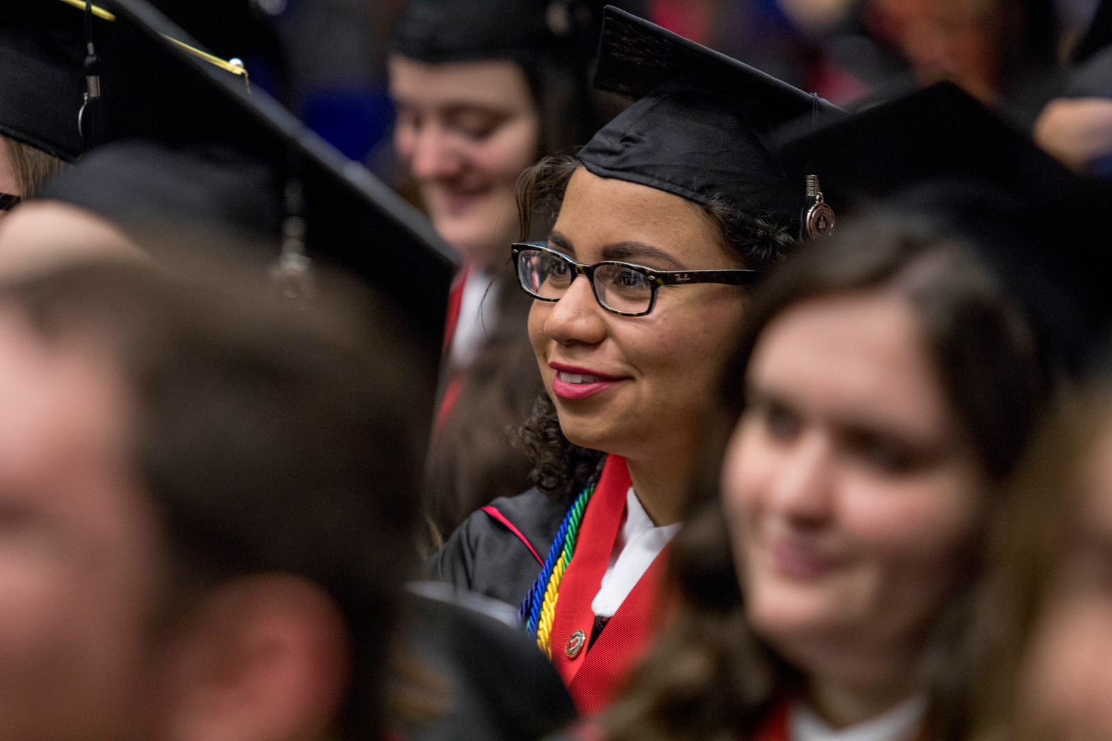 TUG Students Commencement May 2017