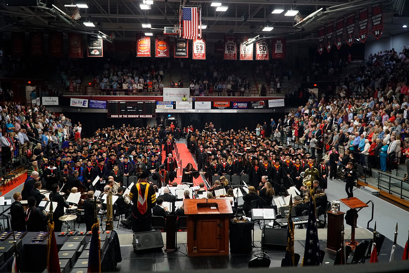 2017 Spring TUG Commencement