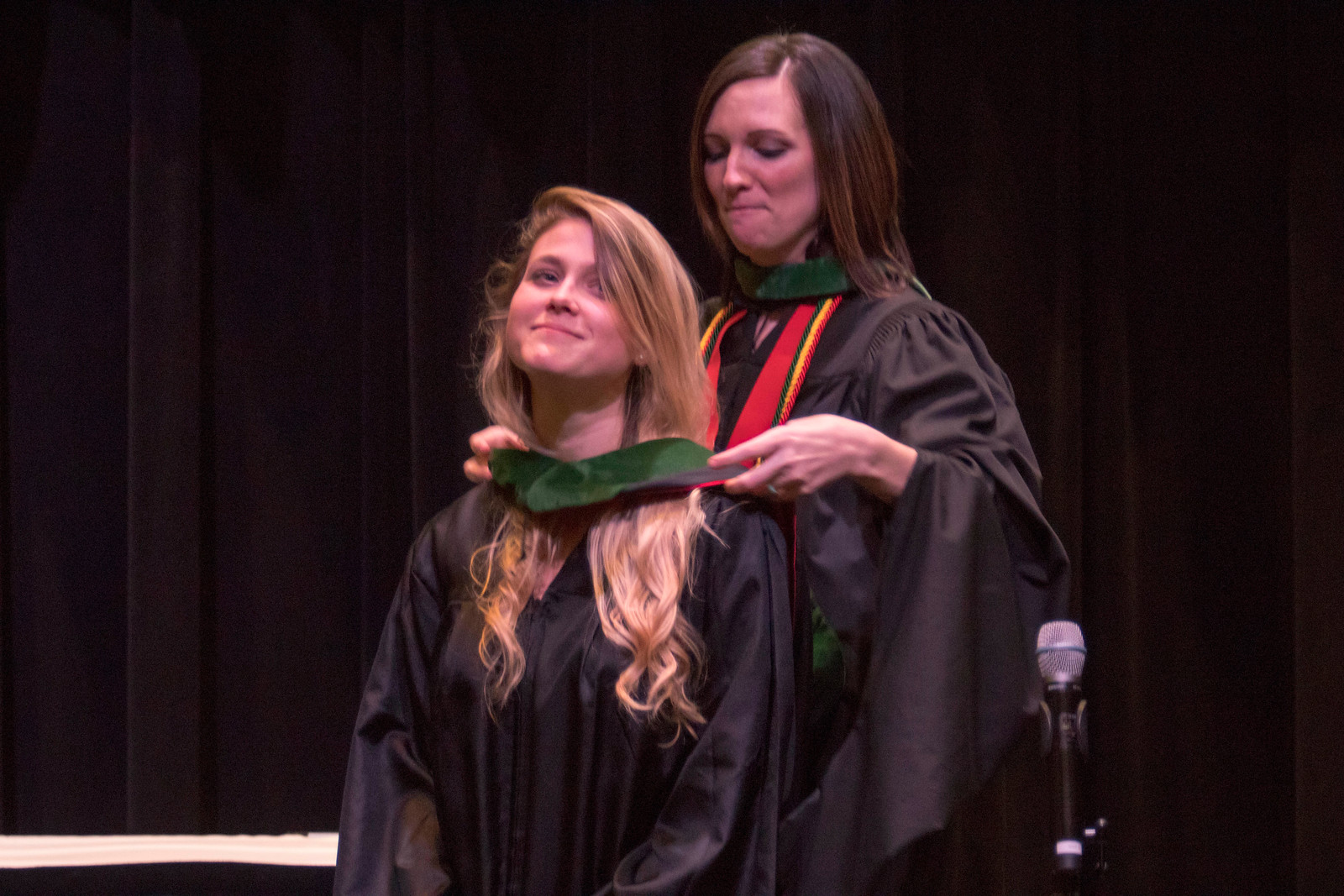 Physician Assistant Hooding Ceremony 2017