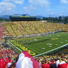 Nebraska-Oregon game, Autzen Stadium, Eugene, OR