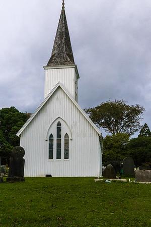 St. James Church ~ churchyard