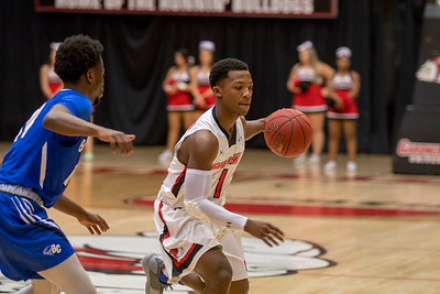 GWU Men's Basketball vs. Brevard Nov. 2017