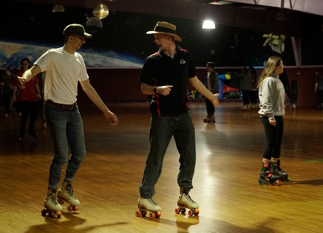 Kylies Skating Rink