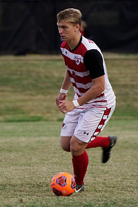 GWU Mens Soccer v. Winthrop
