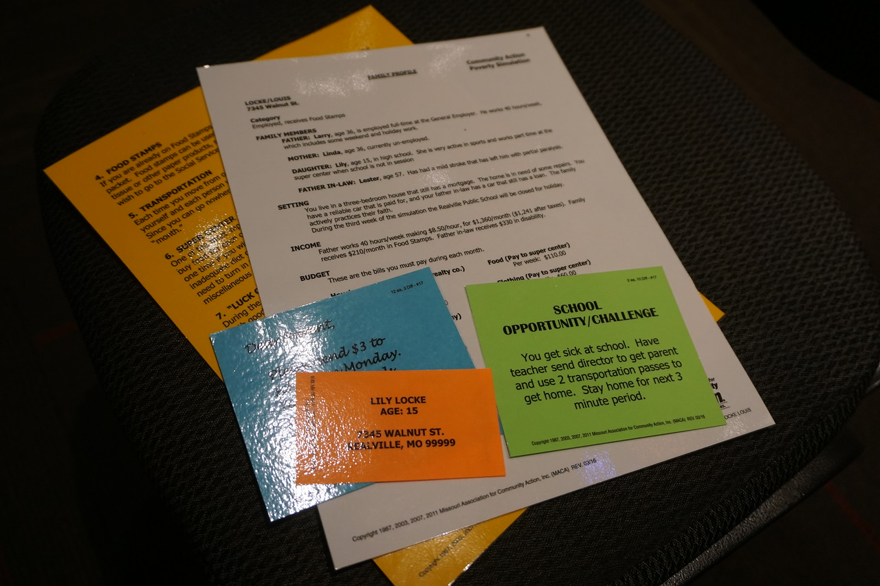 More contents of the packet