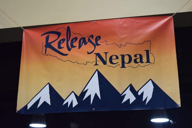 Release Nepal, November 14, 2017