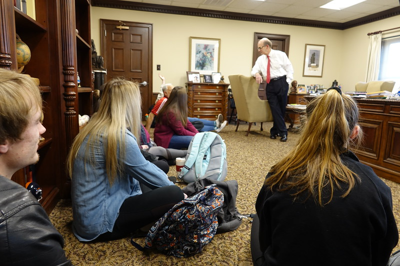 Dr. Bonner University 111 Meet and Greet