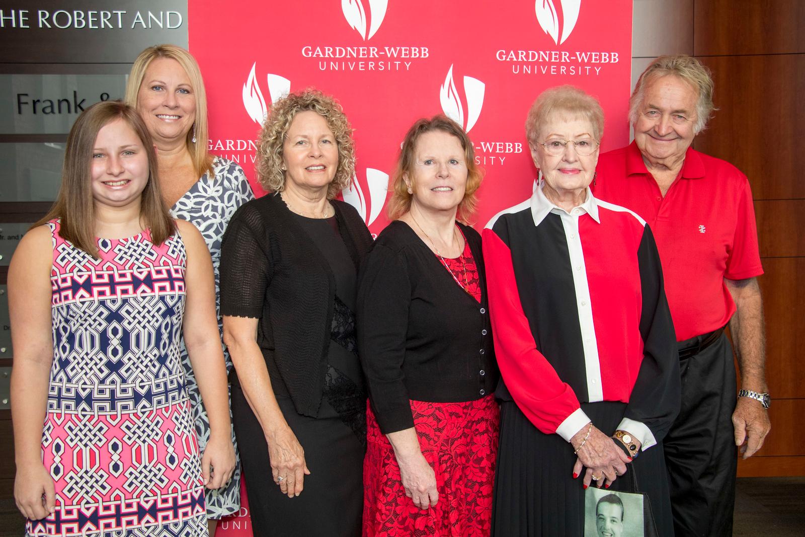 Distinguished Alumni October 2017