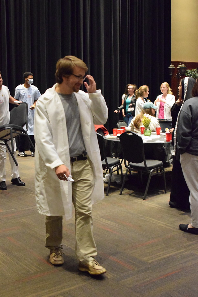 Honors Murder Mystery