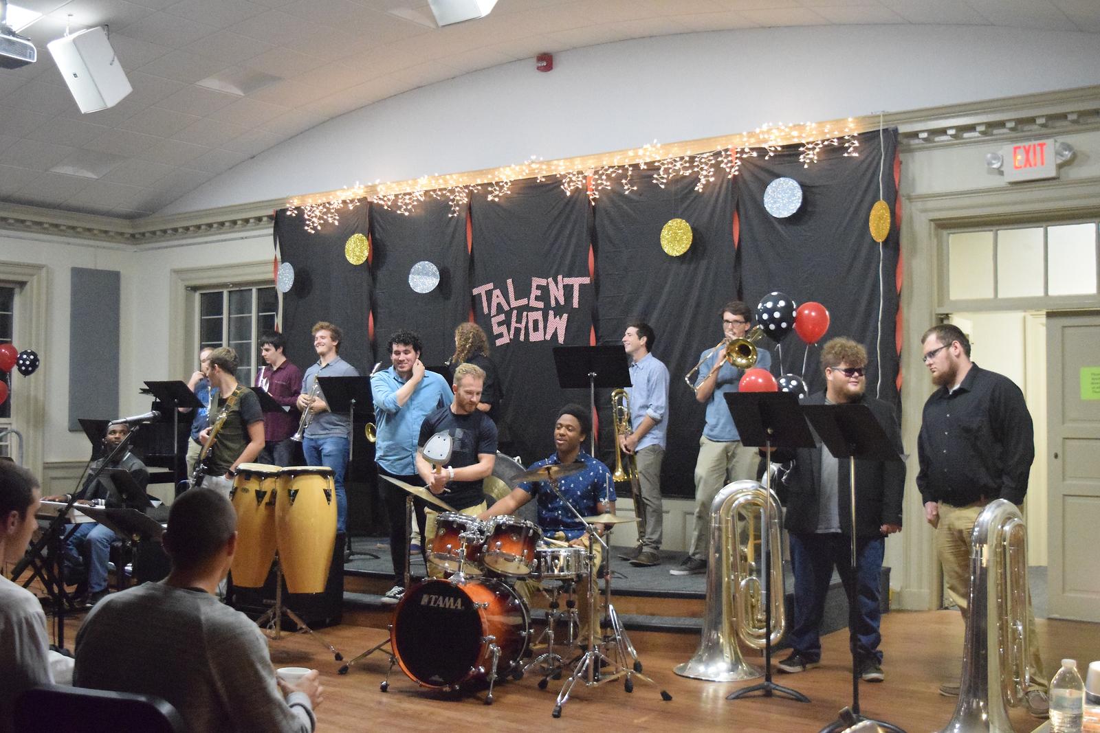NAfME Talent Show