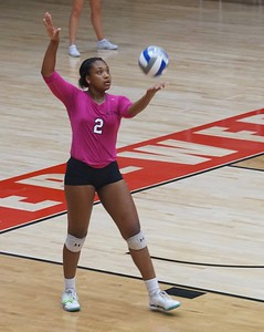 Volleyball V. Presbyterian
