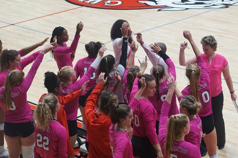 Volleyball V. Presbyterian
