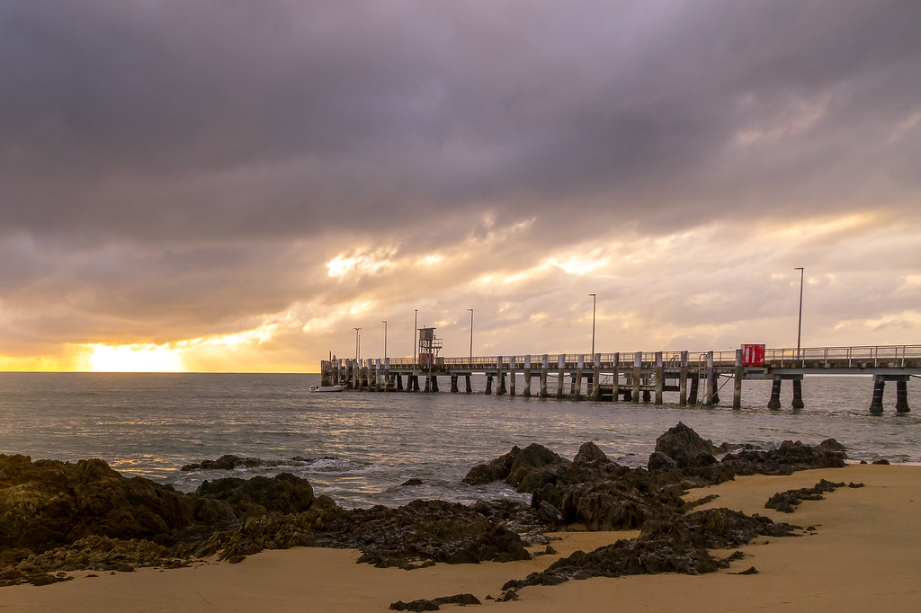 Palm Cove Jetty