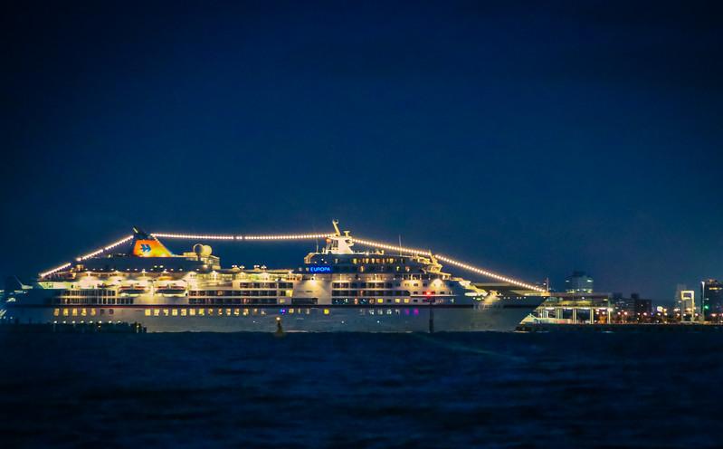"Cruise Ship ""Europa"""