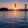 Memorial Bridge Sunset