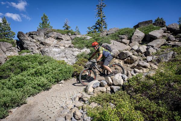 2017-09-10 - Watson Peak, Western States, Lake Tahoe