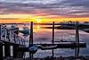 Rye Harbor Sunrise