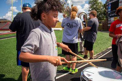 Graham Elementary Visit Sept. 2017
