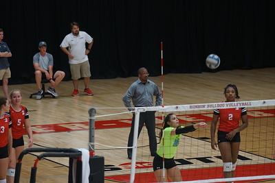 Volleyball V Asheville