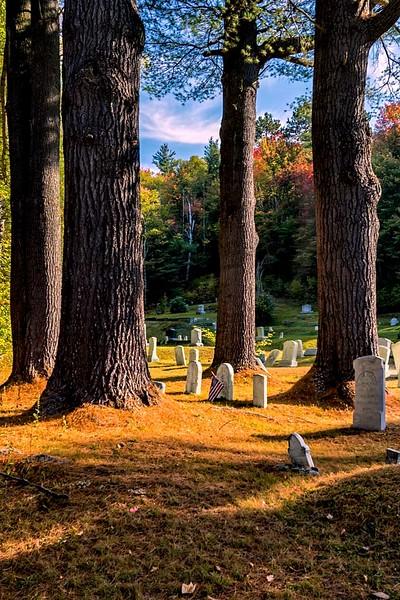 Stark Village Cemetery