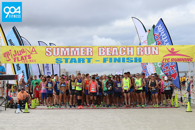 Tijuana Flats Summer Beach Run 2017
