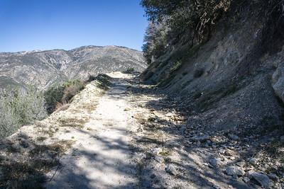 20170401007-Chilao, Hillyer, Silver Moccasin Trailwork