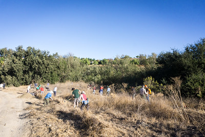 20171021018-Sapwi Trails Groundbreaking Trailwork