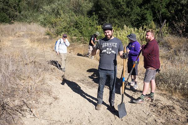 20171021036-Sapwi Trails Groundbreaking Trailwork