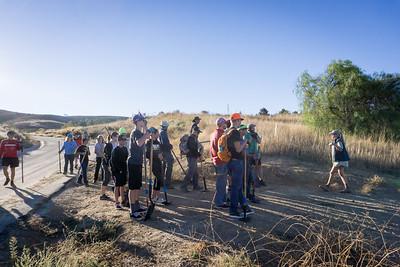 20171021005-Sapwi Trails Groundbreaking Trailwork