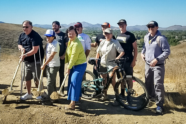 20171021086-Sapwi Trails Groundbreaking Trailwork
